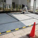 スタンプコンクリート シーラー(保護艶出し材)