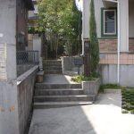 名古屋 緑区 リフォーム 庭 スタンプコンクリート