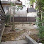 名古屋 緑区で、スタンプコンクリート リフォーム2