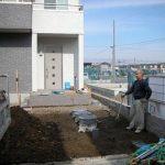 北名古屋市 外構工事 本日着工いたしました。