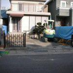 名古屋 西区 外構 リフォーム パーキングガーデン完成しました!