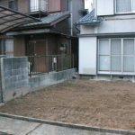 名古屋市 北区 庭 リフォーム 間もなく大変身。