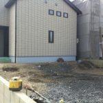 名古屋の近郊一宮市で外構新築工事