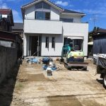 名古屋市 中川区 地中海リゾート風 外構新築工事