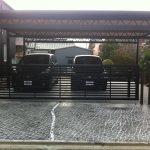 名古屋市 中村区 オーバーゲート セッパンカーポート スタンプその後