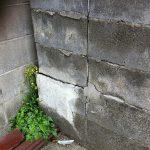 名古屋市 西区 児玉町 ブロック解体 やり替え工事