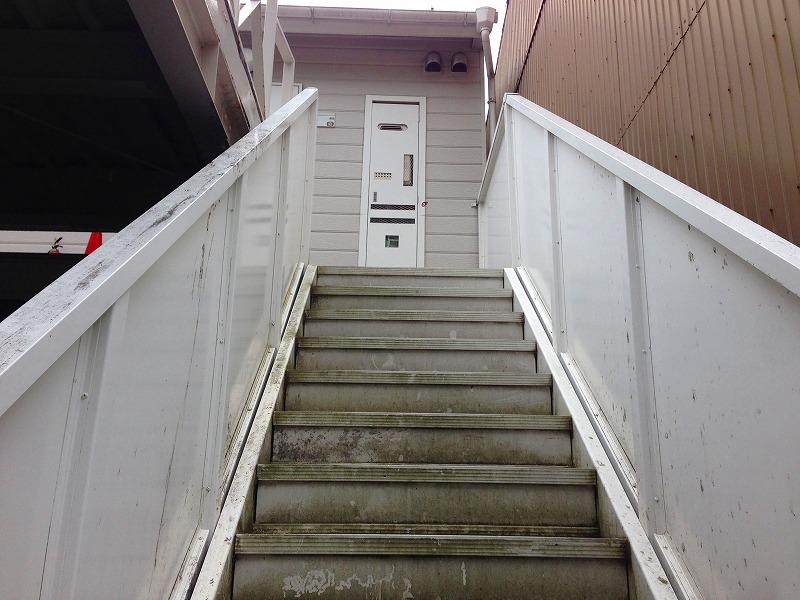 名古屋市瑞穂区アパートモルタル造形アパート改修【ビフォー】#11