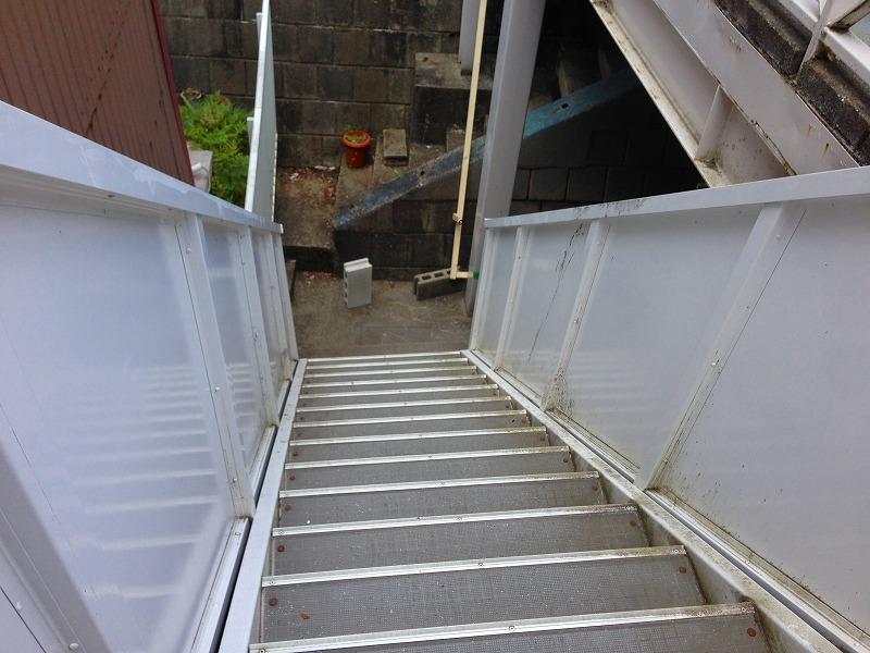 名古屋の瑞穂区でアパートの改修工事#2
