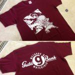 ギルトバンクさんよりTシャツが届きました!