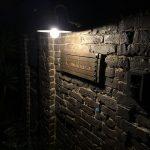 名古屋市南区で ブルックリンスタイルの塀をモルタル造形で造りました